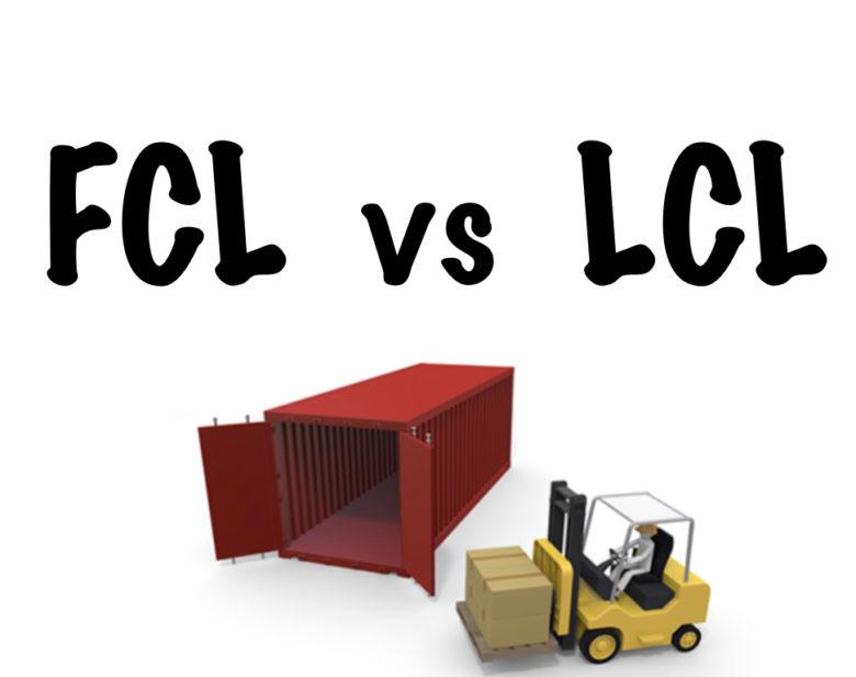 FCLとLCLの違いを解説!コンテナ積みと混載の損益分岐点を理解して最適な物流を手配しましょう。