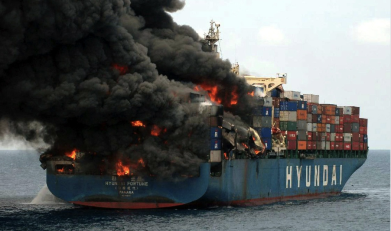 Vessel Fire