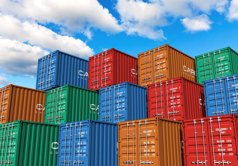 Explain about Type of Containers. Size and Features of Dry/Reefer/Open Top/Flat Rack/ISO Tank Container for Logistics