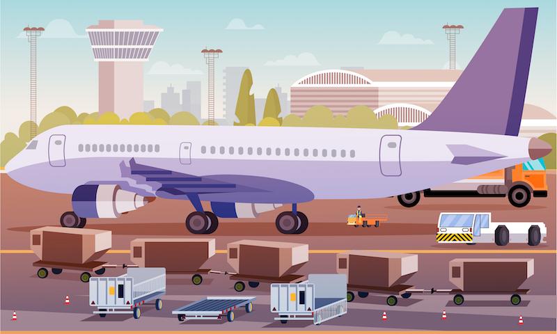 航空運賃の計算方法を解説!貨物の実重量と容積重量を正しく計算してクーリエやLCLとメリットを比較しよう。