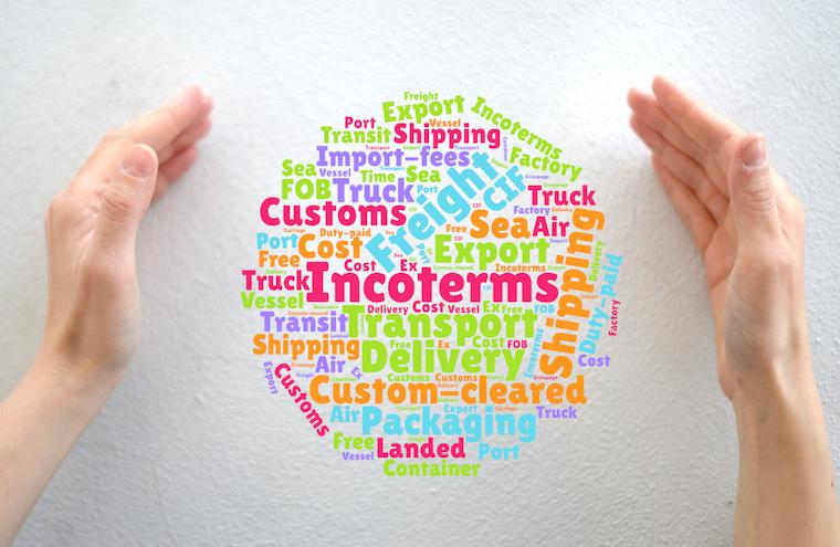 インコタームズを図解!とにかく分かり易く貿易条件を解説しました。