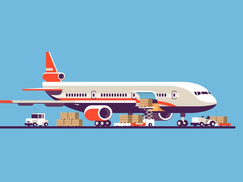 AWB(Air Waybill)について解説!航空輸送の貿易で使われる書類の意味や見方を詳しく説明します。