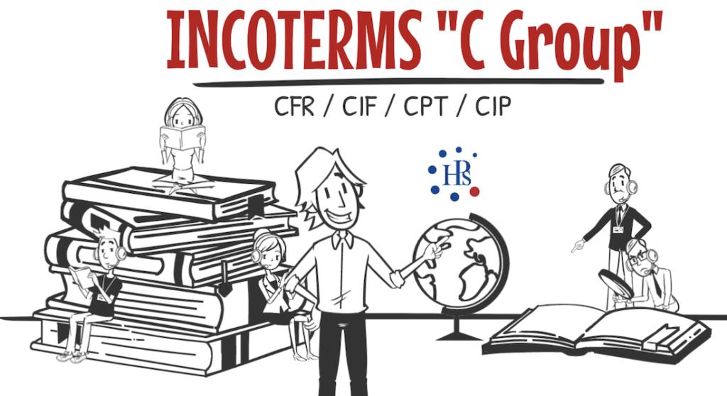 About CFR,CIF,CPT,CIP