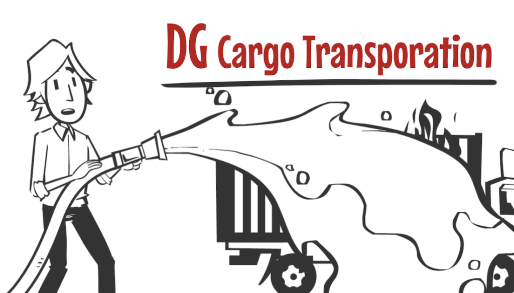 DG cargo transportation