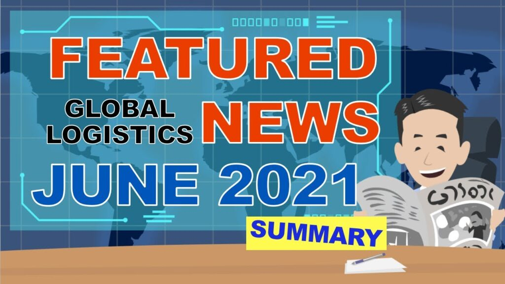 Logistics News in June 2021! China Salt Flats Port Impact on Freight Rate Increase!