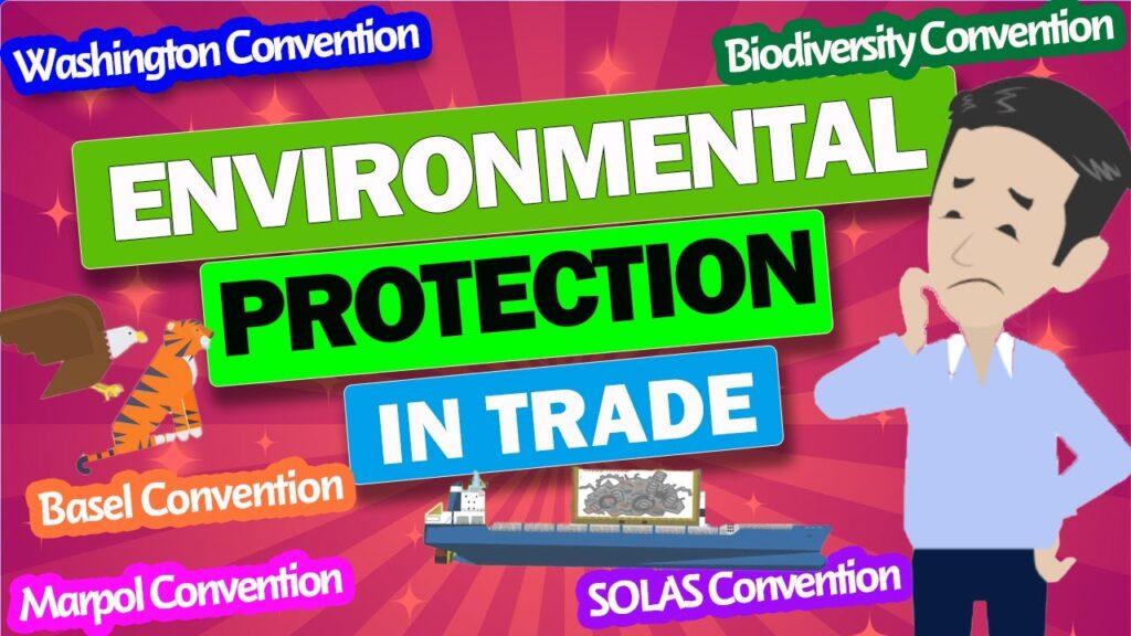 Environmental Protection in Trade!