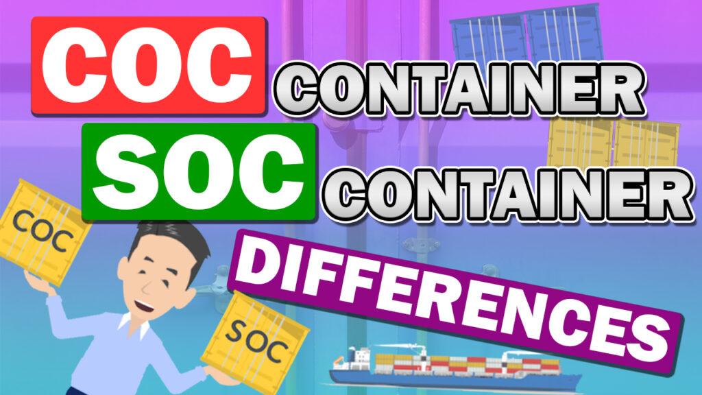 Sea Shipment -SOC container