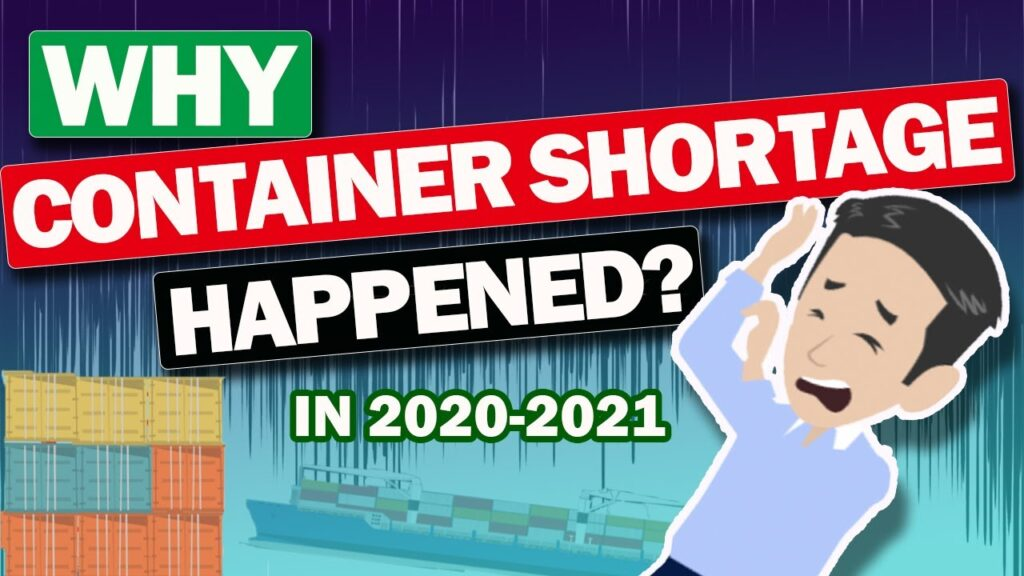 Why Container Shortage in 2020